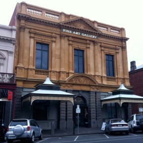 Art Gallery of Ballarat, Oct 2011