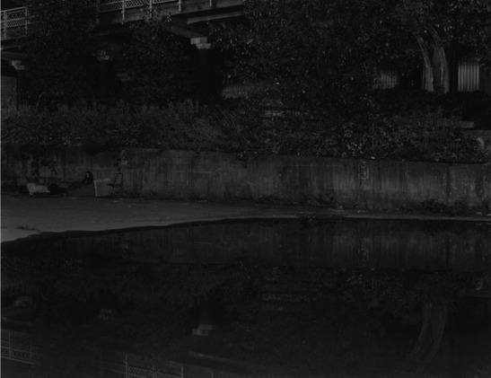 Jeff Wall, 'Night'