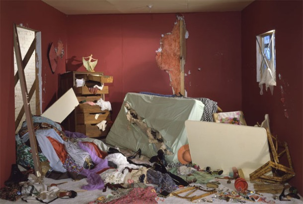 Jeff Wall, 'Destroyed Room'