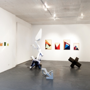 Exhibition Essay, 'Painting/Sculpture/Floor work/Wall work', May 2013